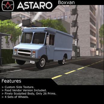 Boxvan