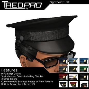 Eightpoint Hat