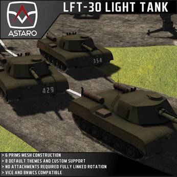 LFT-30 Light Tank