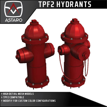 ACE TPF2 Hydrants