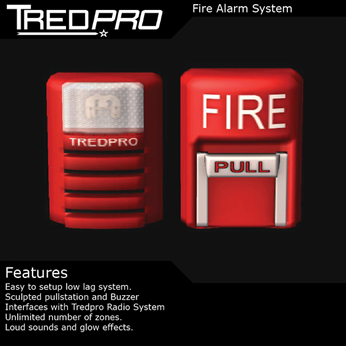 Informer Fire Alarm