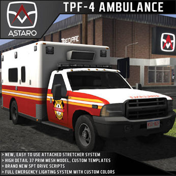 TPF-4 Ambulance
