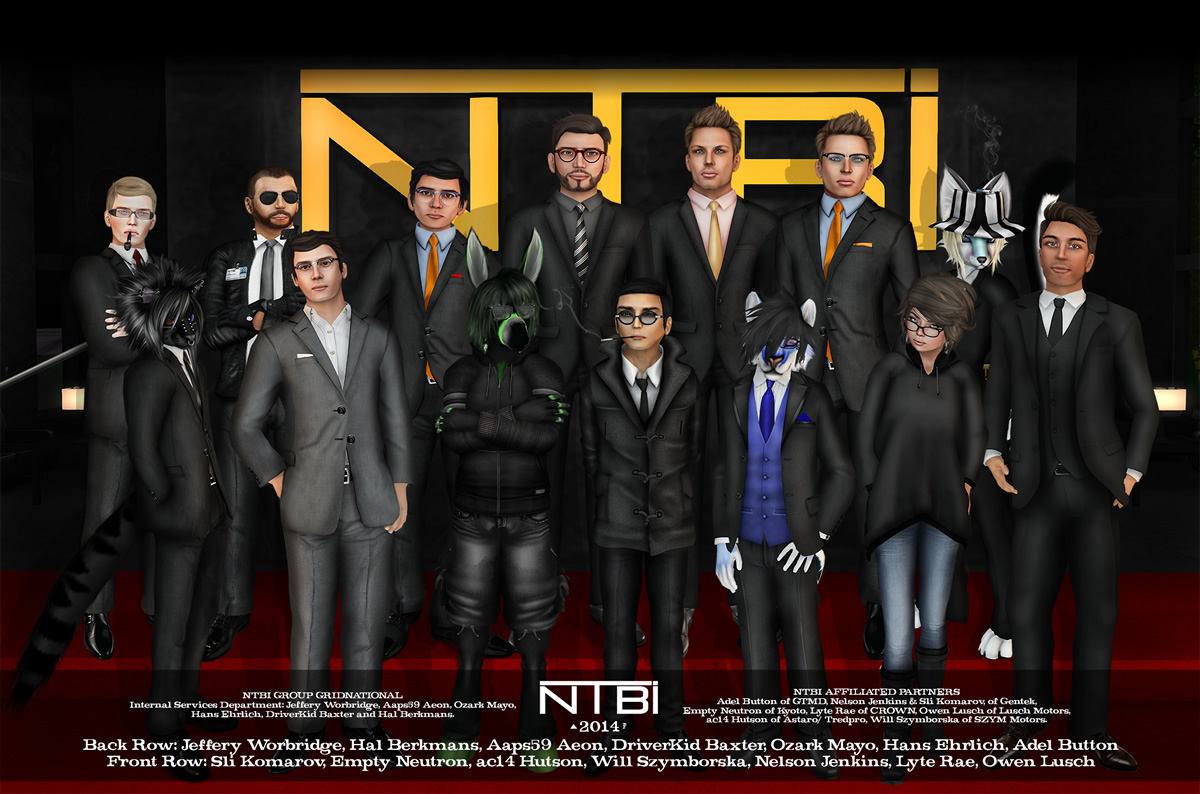 NTBI Group Portrait